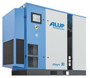 Largo and Allegro Screw Compressors